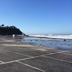 Seaside Parking Lot